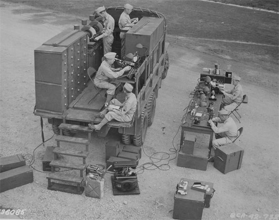 San Antonio Gmc Service >> WW2 US Army Ambulances and Medical-Related Vehicles | WW2 US Medical Research Centre