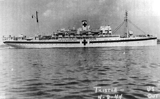 WW2 Hospital Ships | WW2 US Medical Research Centre