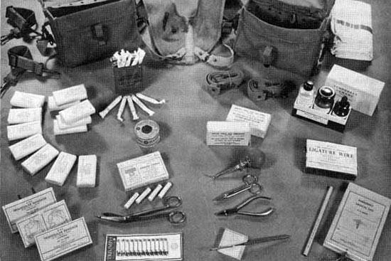 9710500 - Kit, Dental Private's, Complete