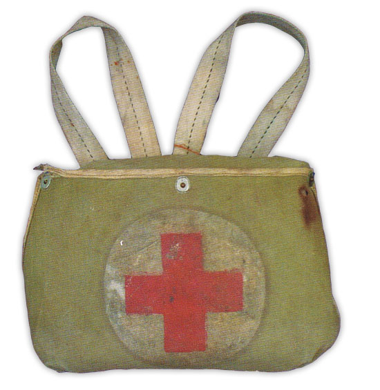 Miscellaneous Medical Bags, Packs & Containers | WW2 US