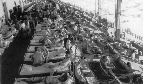 WW2 Military Hospitals | WW2 US Medical Research Centre
