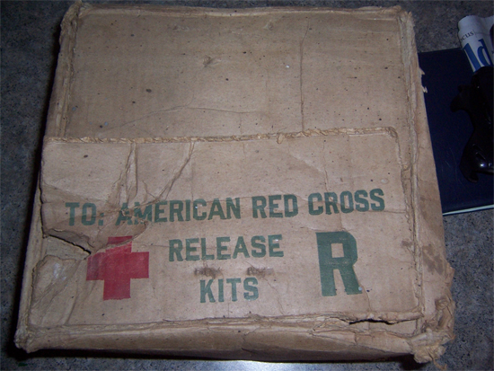 Ww2 American Prisoner Of War Relief Packages Ww2 Us