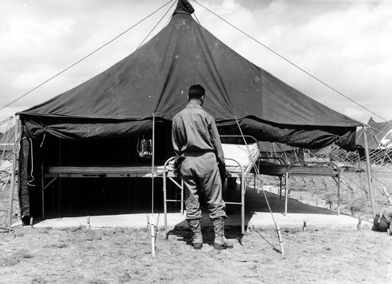 108th General Hospital Ww2 Us Medical Research Centre
