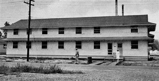 washington and lee generals headquarters