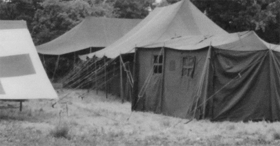 53d Field Hospital | WW2 US Medical Research Centre