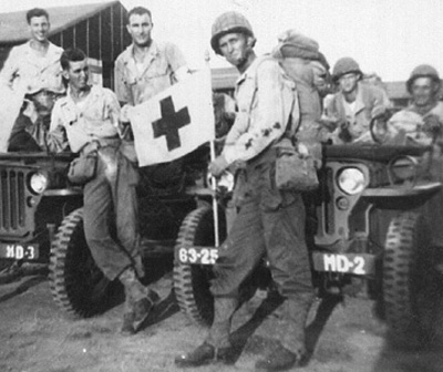 Medical Detachment, 70th Tank Battalion | WW2 US Medical