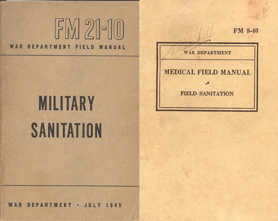 736th medical sanitary company ww2 us medical research centre rh med dept com us army field sanitation manual Army Field Sanitation Certificate