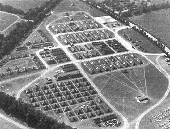 77th Evacuation Hospital Ww2 Us Medical Research Centre