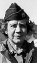 Portrait of Captain Ruth Beery (ANC).