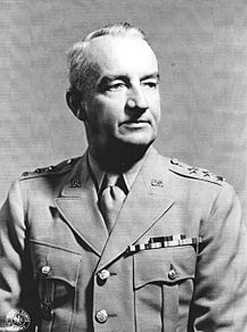 Portrait of Lieutenant General Robert L. Eichelberger (1886-1961), Commanding General, Eighth United States Army.
